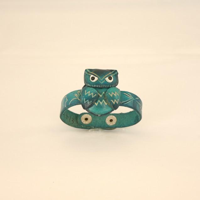 Animal Bracelet Owl