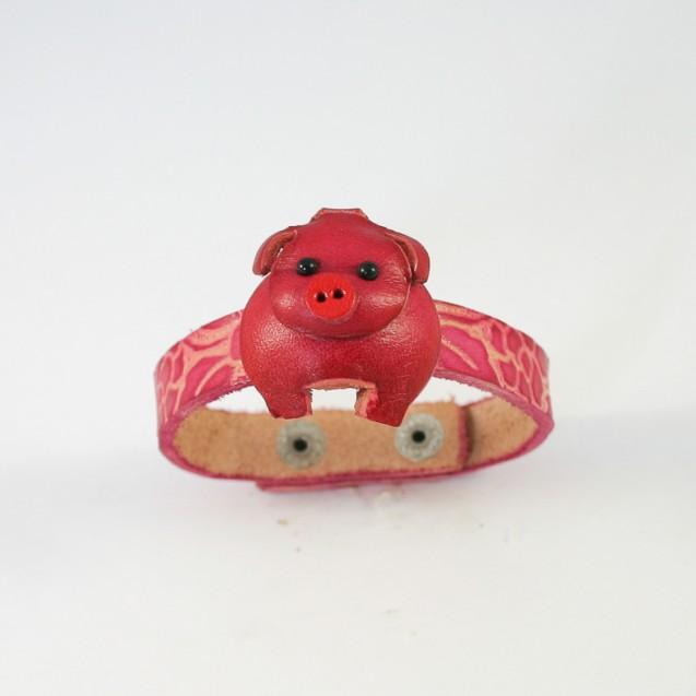Animal Bracelet Pig