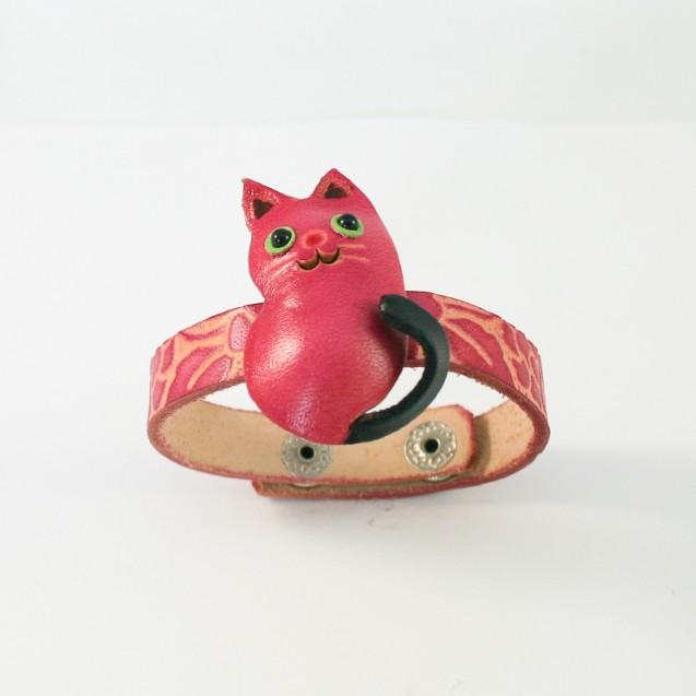 Animal Bracelet Cat