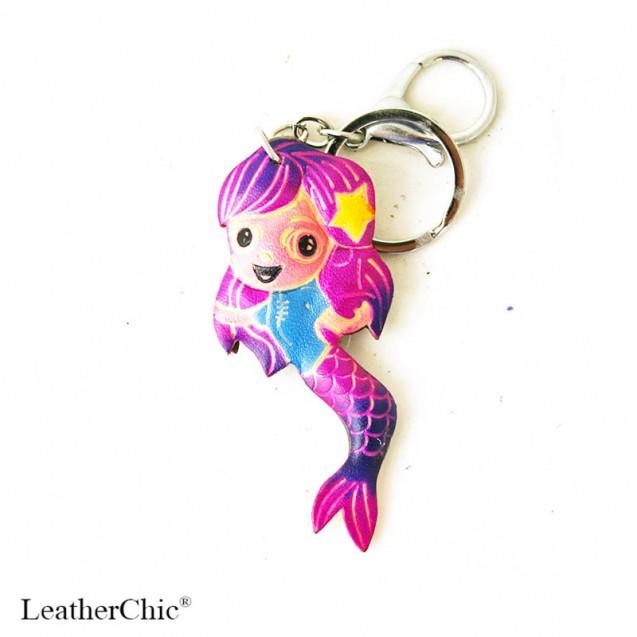Aquatic and Amphibian KeyChain KC 23A Mermaid
