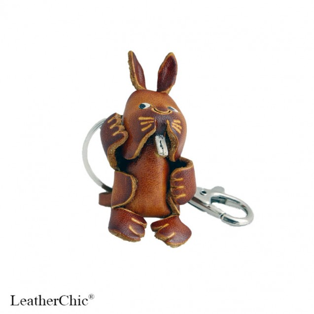 Chinese Zodiac Keychain KC 04 Rabbit