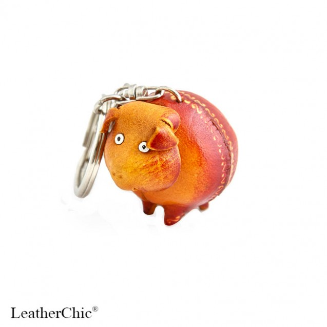 Chinese Zodiac Keychain KC 12 Pig