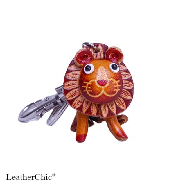 Safari and Land Animal Keychain KC 21.1 Lion