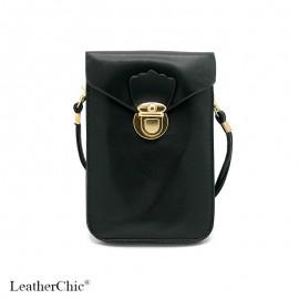 PU Plain Crossbody Bag (7)